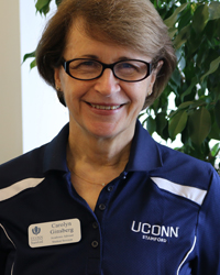 Carolyn ginsberg - Stamford Campus liaison