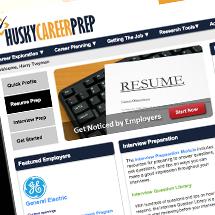husky career prep