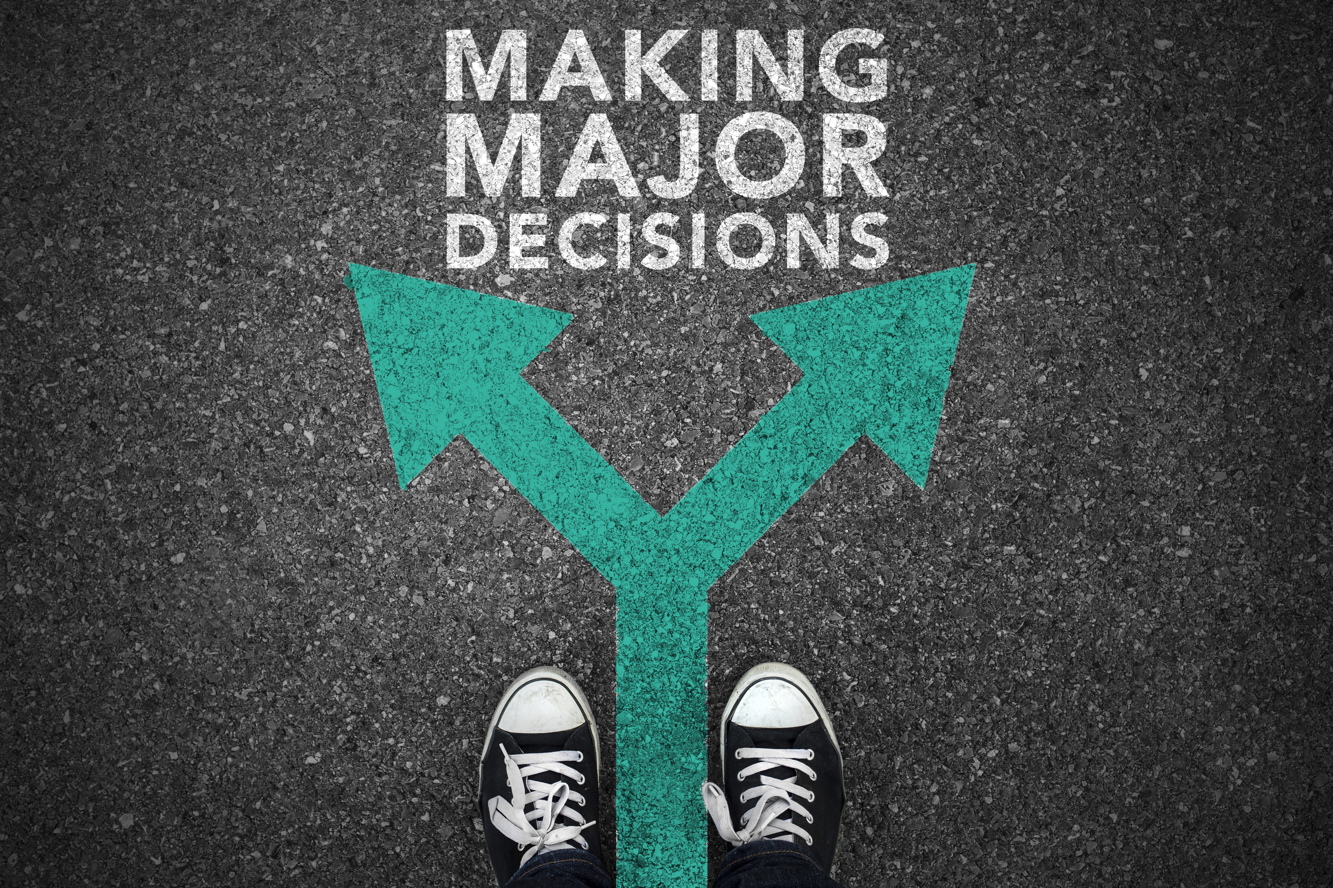 major making decisions course