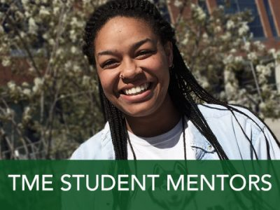 TME Student Mentors